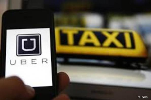 Uber co-authors academic study that says its drivers are happy