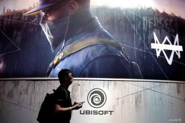 Bollore's video-game firm Ubisoft run powers Assassin's Greed
