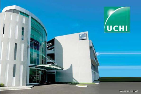 Uchi Technologies rises 2.52% following rating upgrade