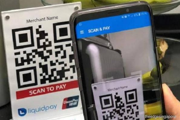 UnionPay QR payment service now available at hawker centres in Singapore