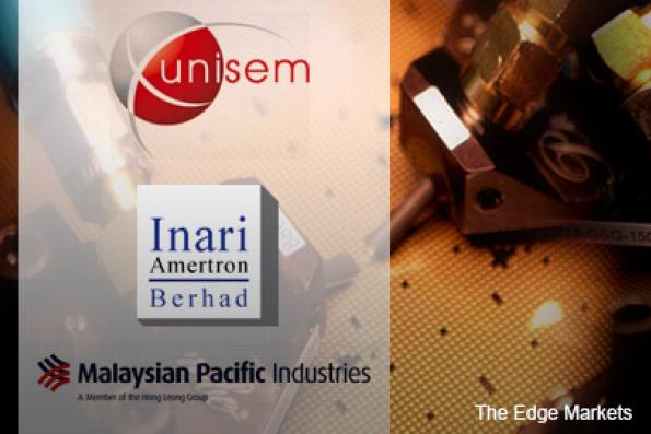 Unisem, MPI, Inari to report better q-o-q results, says TA Securities