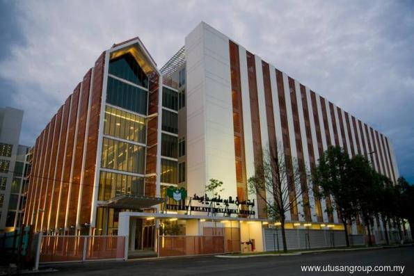 Utusan sees 31.61% stake sold at a premium to chairman Abd Aziz