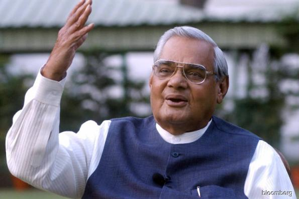 Vajpayee, who turned India into a nuclear-armed nation, dead at 93