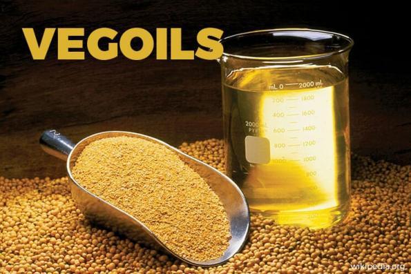 Palm oil rebounds from one-week low on weaker ringgit