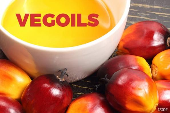 Palm oil rises to one-week top on weaker ringgit