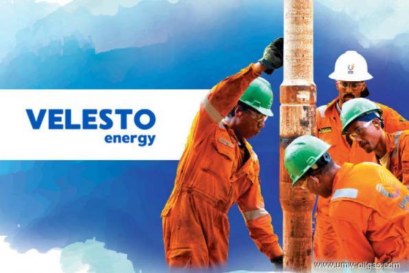 获国油勘探合约 Velesto火热升1.72%