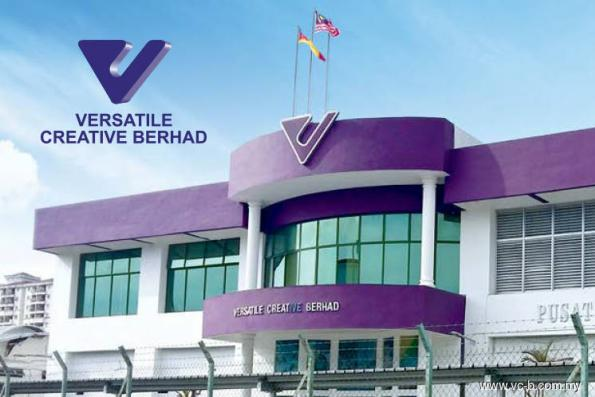 Versatile Creative surges 46.43% on submitting annual report