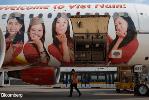 Value of Vietnam's 'bikini airline' overtakes national carrier