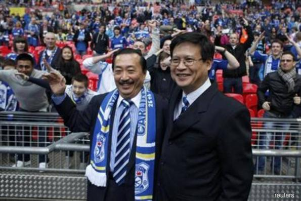 Cardiff City debt remains more than £100m despite cost-cutting