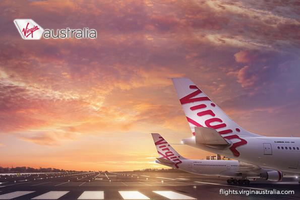 Virgin Australia posts narrower loss, corporate travel spike brightens outlook
