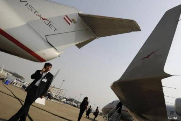 Malaysia is Vistajet's second-biggest Asian market after China