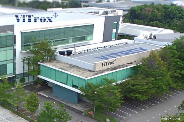 ViTrox falls 2.53% on profit taking