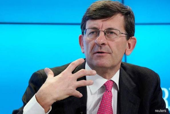 Vodafone CEO leaves hard work to his successor Nick Read