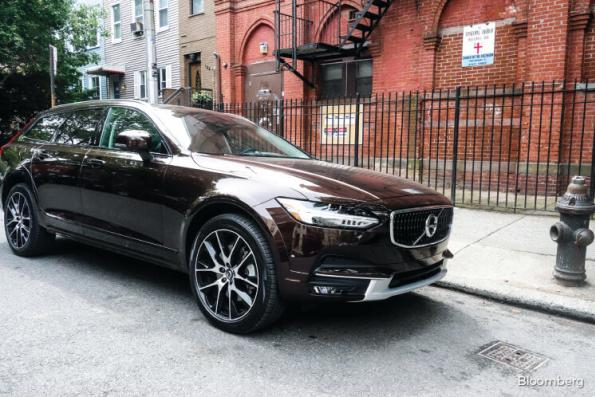 Cars: Volvo V90 Cross Country is a perfect marriage of wagon and SUV