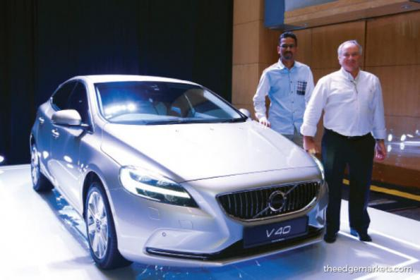 Volvo V40 facelift launched; T5 Inscription priced at RM180,888