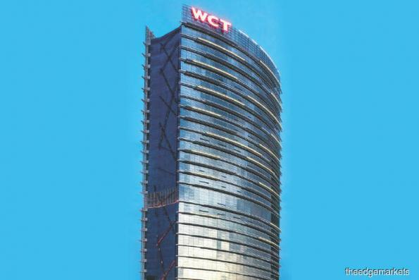 WCT's job wins exceeds expectations