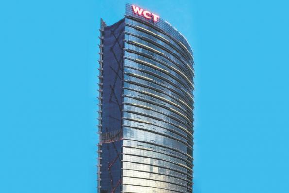 获5.55亿合约 WCT涨7.23%