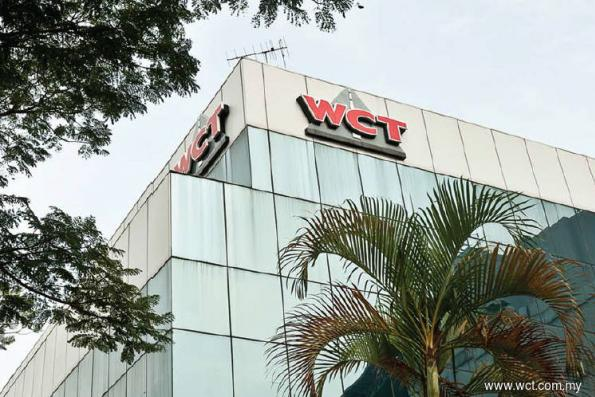 WCT up 2.31% on 7-year high healthy orderbook of RM7.2b