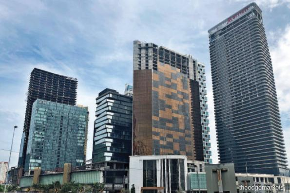Is PHB's office building investment in trouble?