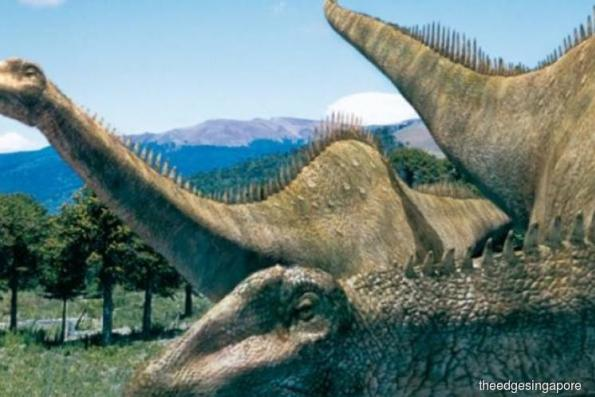UnUsUaL bringing Walking with Dinosaurs tour to Asia