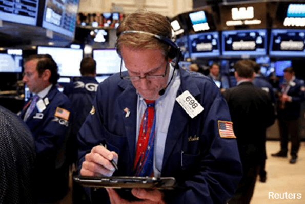 S&P, Dow hit record highs as oil, bank stocks gain