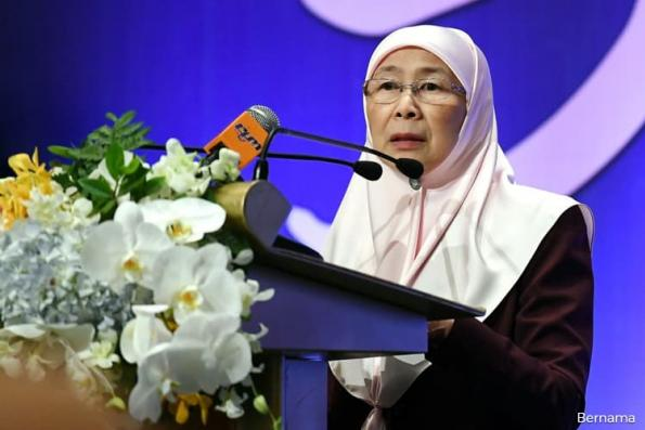 Malaysians need to be patient, give time to PH government - Wan Azizah