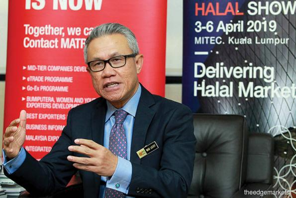 Matrade targets 5% growth in halal exports for 2019