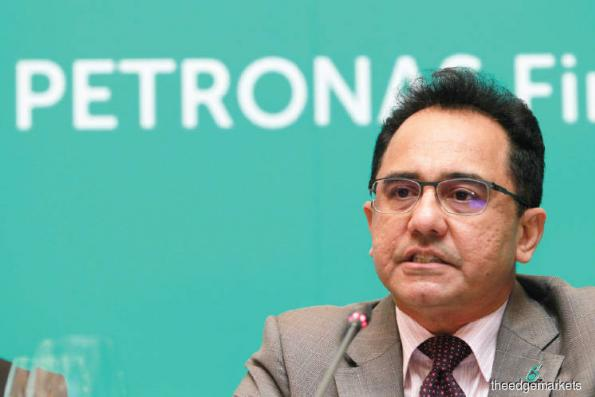 Petronas not discussing oil royalty, will follow federal govt's decision — CEO