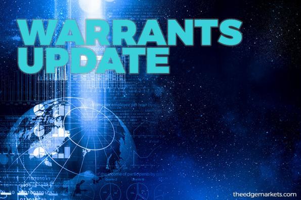 Warrants Update: Higher aluminium price lifts PMETAL-WC