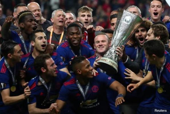 Manchester United outclass Ajax to win Europa League