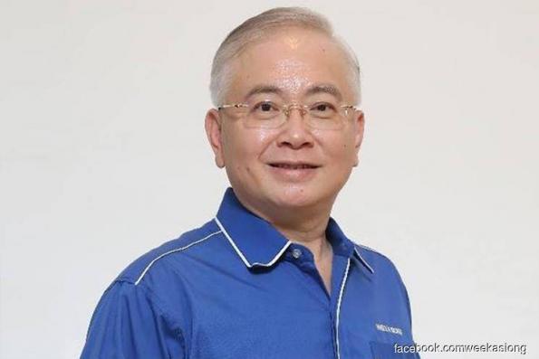 Wee Ka Siong wins MCA party presidency