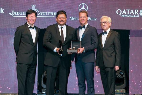 Value Creator: Outstanding CEO of Malaysia: Tan Sri G Gnanalingam Executive Chairman of Westports Holdings Bhd - Marketing guru and visionary