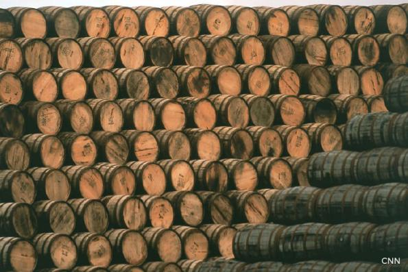 Drinks: Wood, fire and metal: How fine whisky gets its flavour
