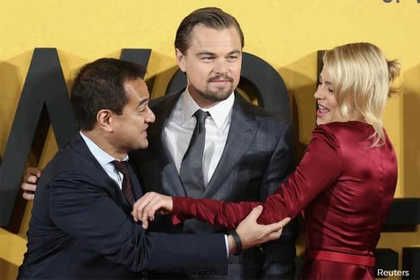 'Wolf of Wall Street' Producer Settles U.S. Forfeiture Suit