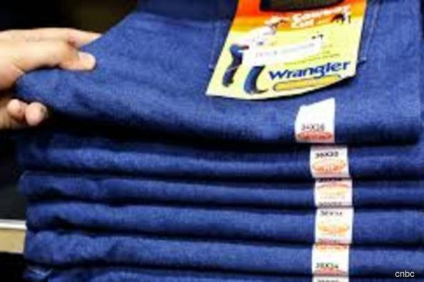 VF Corp to spin off Lee, Wrangler jeans into public company