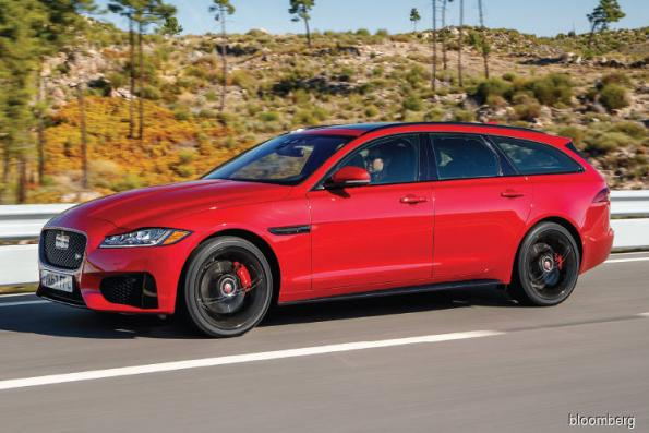 Cars: Jaguar roars into the new golden era for station wagons