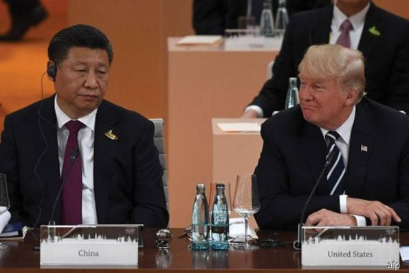 China has upper hand, while US is hobbled by Trump