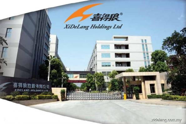 Xidelang says litigation claims against China unit have been resolved