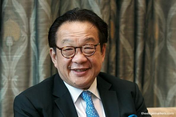 Francis Yeoh recounts an enriching, humbling experience