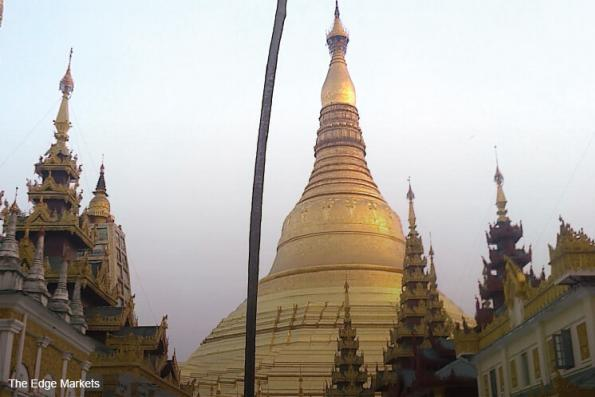 History comes alive in Yangon