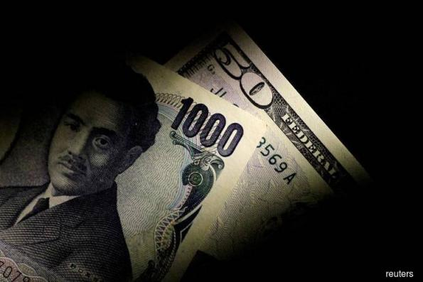 Dollar consolidates, yen weakens as risk sentiment improves