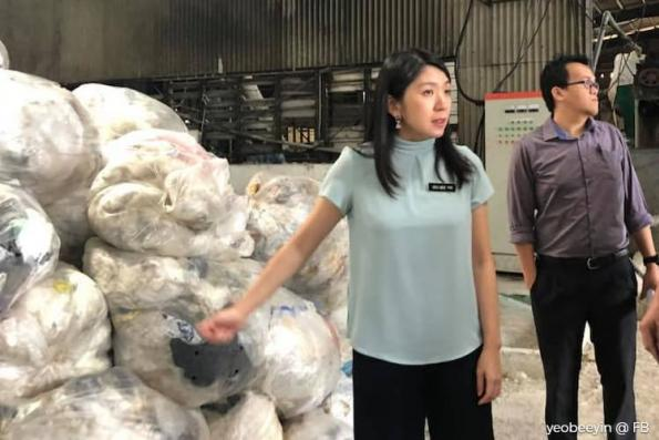 Details of plastic waste ban to be finalised by year end, says Yeo