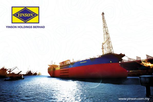 Yinson rises 4.42% on clinching US$1 billion charter contract