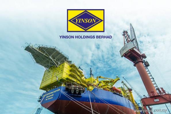 BIMB Securities upgrades Yinson, raises target price to RM5.10