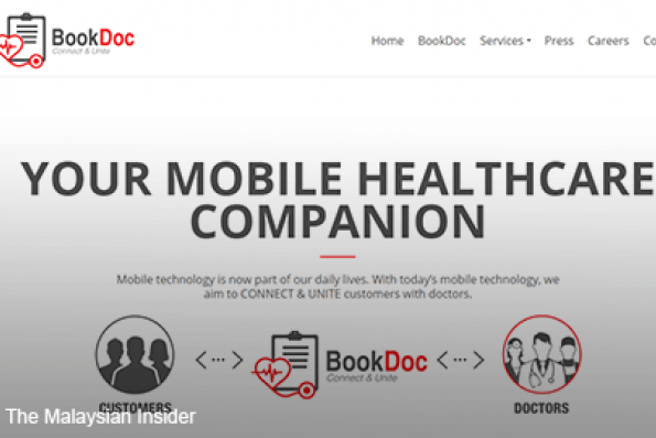 Healthcare start-up launches book-a-doctor app