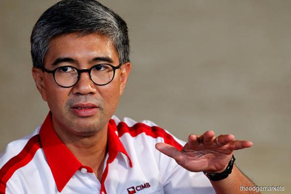Financial sector should play greater role in assisting SMEs, says CIMB's Zafrul