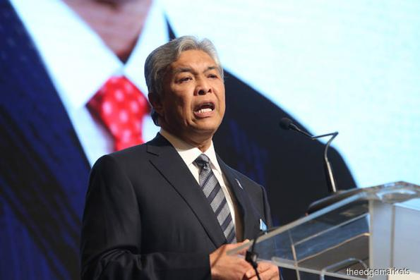 Zahid said 'missing' RM18b not 'lost', it was put in consolidated fund