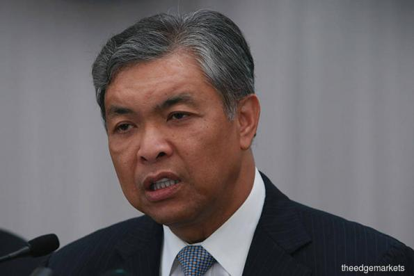 Zahid: People will reject scrapping of ECRL