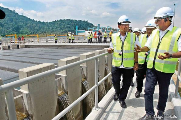 Langat 2 completion pushed to 2022