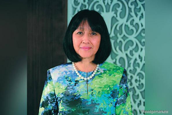 Zarinah Anwar no longer MDV chairman